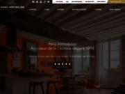 Paris Immobilier Entreprise et Particulier