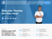 Serrurier Paris Region Lab