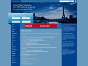 Paris Hotels & Tourisme