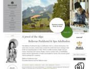 screenshot http:///www.parkhotel-bellevue.ch/ bellevue