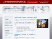 Paroisse Sainte Thérèse de Mulhouse en Alsace : église Catholique et Chemin Néo-catéchumenal