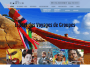 screenshot http://www.partir.fr partir.fr, des voyages dans le monde