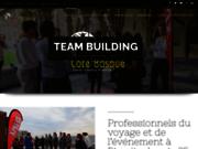 screenshot http://www.passion-cote-basque.fr/ séminaire biarritz