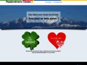 screenshot http://www.passionnement-catalan.fr/ Bons d'achat