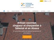 PCA : charpentier à Sélestat