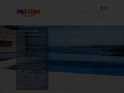 screenshot http://www.pattom.fr Pattom