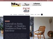 screenshot http://pause-deco.fr pause-deco: votre boutique de décoration