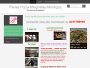 screenshot http://pausepizza-maignelay.com Pause Pizza