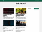 publication d'article - paye-ton-buzz