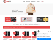 Paylcd, rachat d'écran LCD cassé de smartphone