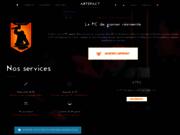 screenshot https://pc-gamer.tech Artefact