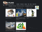 Plan de maison, permis de construire