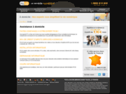 screenshot http://www.pc30.fr pc30 : dépannage informatique, assistance, installation et formation