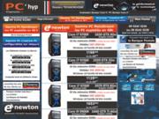 screenshot http://www.pchypermarche.com pchypermarche, achat d'ordinateur de bureau discount.