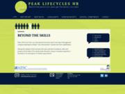 Peak Lifecycles : recrutement pour les industries de santé