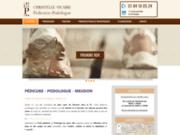image du site https://www.pedicure-podologue-vicaire.fr/