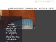 Entreprise de peinture à Schiltigheim