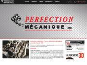 screenshot http://www.perfectionmecanique.com perfection mécanique votre garage recommandé caa