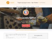Pergola en fer forgé sur mesure  en Ile-de-France