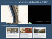 screenshot http://www.perigords.fr visite virtuelle dordogne-périgord - photo panoramique 360° - tourisme, hébergement