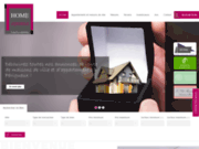 screenshot http://www.perigueux-immobilier.fr/ achat immobilier à perigueux