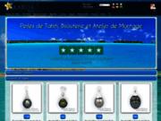screenshot http://www.perle-de-tahiti.com atelier taaroa bijoux - perles de tahiti
