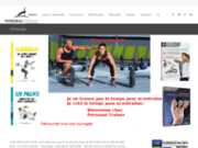 Personal Trainer : gym à domicile et coaching sportif