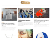 Personnaliz-moi.fr : objets personnalisés pour occasions uniques !