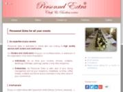 screenshot http://www.personnelextra.fr maitres d'hotel extra et chefs cuisiniers extra