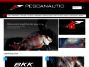 screenshot http://www.pescanautic.com leurres-appâts