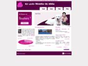 screenshot http://petitsbouchonslolita.free.fr/ association : les petits bouchons de lolita