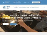screenshot http://www.pfpv.fr/ film pour vitre