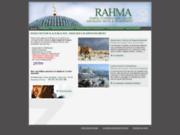 screenshot http://www.pfrahma.fr rahma pompes funebres musulmane