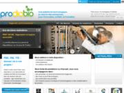 screenshot http://www.pft-prodiabio.com/ équipe d'experts