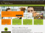 screenshot http://www.pharmacie-atlantis-bouscat.com/ parapharmacie