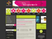 screenshot http://www.pharmacie-beynost-ain.com vente matériel médical ain, lyon, bourg en bresse