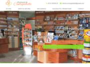 screenshot http://www.pharmacie-cintegabelle.com/ pharmacie