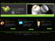 screenshot http://www.pharmacie-vavin.com centre vavin centre de conseil cosmétique paris