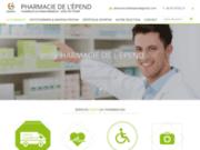 Pharmacie de l'Épend