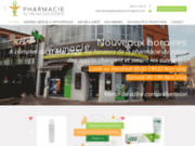 screenshot https://www.pharmaciedupalaisdessports31.com/ pharmacie et parapharmacie à Toulouse 31000