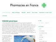 Les pharmacies en France