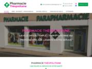screenshot https://www.pharmacietheopolitaine.com/ parapharmacie, médecine naturelle à La Ville Dieu du Temple