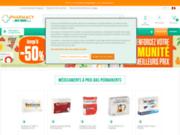 PharmaClic.be, une authentique pharmacie en ligne