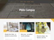 screenshot http://philocampus.com philocampus