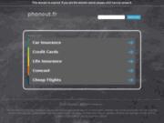 screenshot http://www.phonout.fr réparation mobile