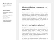 screenshot http://www.photo-epilation.fr Photo-épilation