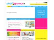 Photograveur.fr - Le spécialiste de la photogravure