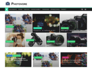 Photovore, magasine photo