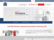 Travaux de plomberie à Lille