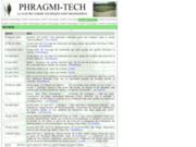 screenshot http://www.phragmi-tech.ch phragmi-tech.ch